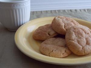 Brown Sugar Snickerdoodles prove convenience food can taste good!